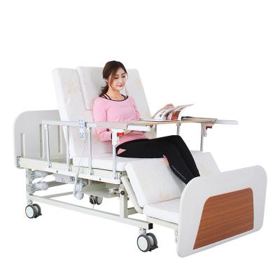 迈德斯特(MAIDESITE)护理床 智尚舒适款MD-E20 病人护理床家用老人多功能翻身医用医疗病床 (电手全曲)