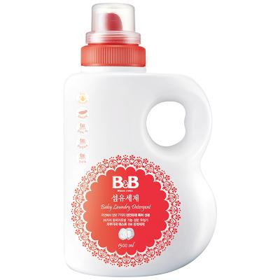 B&B 保寧 洗衣液 嬰兒衣物纖維洗滌劑瓶裝1500ml 有香味