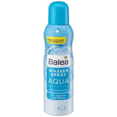 德國dm原裝Balea芭樂雅保濕補水噴霧藍藻活力保濕補水爽膚水大噴150ml 清爽舒緩妝前打底