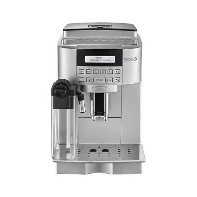 德龙(Delonghi) 全自动咖啡机 豆粉两用 ECAM22.360.S意式浓缩咖啡机