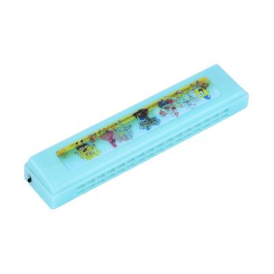 兒童玩具口琴 10孔布魯斯口琴 16孔復音口琴 兒童益智口琴 初學練習口琴 寶寶玩具口琴