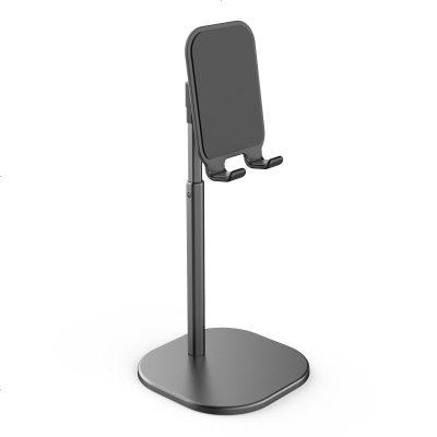 手机桌面懒人支架视频看电视支撑驾多功能创意简约支夹固定便携小架子通用抖音直播苹果iPad平板pad电脑伸缩