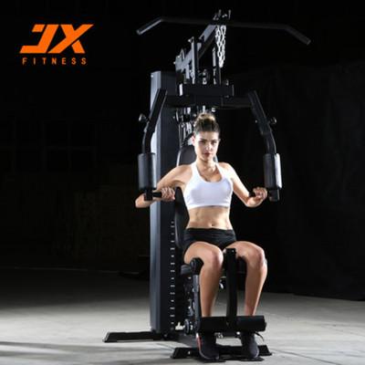 軍霞JX-DS915健身器材家用 多功能綜合訓練器運動健身器械套裝組合