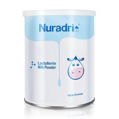 【环球hi淘】【假一赔百】澳洲纽拉里奥(Nuradrio)乳铁蛋白粉 2g x60袋