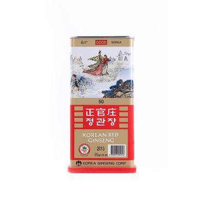 正官莊高麗參良參50支37.5g(4根)2件組合 韓國原裝進口(Korean Red Ginseng) 六年根人參 紅參