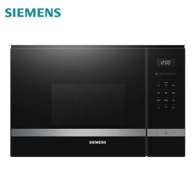 SIEMENS/西門子 BE525LMS0W 嵌入式微波爐家用帶燒烤內嵌式多功能