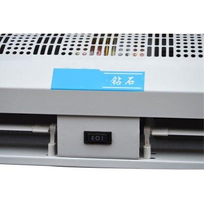 【苏宁自营】钻石风幕机1.8米风帘机空气幕自然风 带遥控 清洁设备
