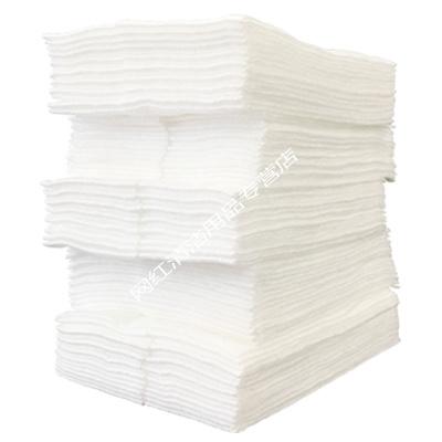100片加厚靜電除塵紙50克干濕地板擦地拖把毛發灰塵吸塵布無塵紙