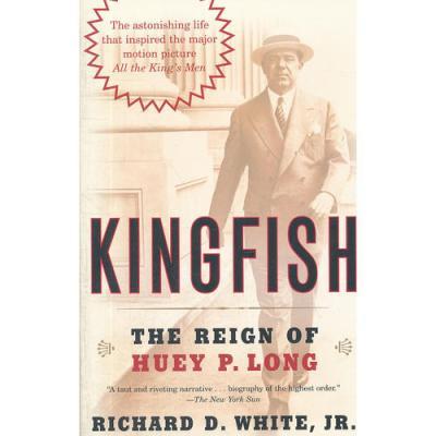 KINGFISH(ISBN=9780812973839) 英文原版