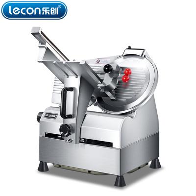 乐创/lecon LC-QR-30 12寸全自动羊牛肉切片机切肉机商用冻肉肥牛羊肉卷切片机羊肉刨肉机