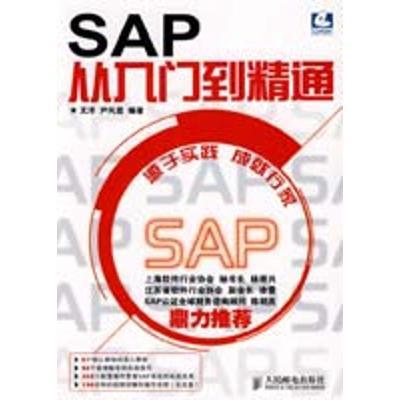 正版现货 SAP从入门到精通 文洋,尹风霞 人民邮电出版社 9787115228956 书籍 畅销书