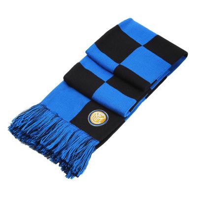 國際米蘭俱樂部Inter Milan男女官方新品百搭運動戶外精品針織圍巾