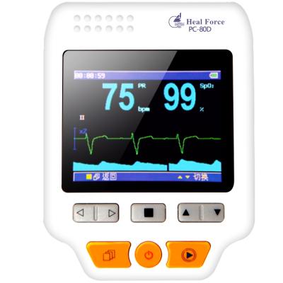 力康 心電圖機醫用心臟動態心電圖檢測儀家用24小時便攜式心率監護