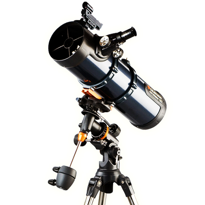 CELESTRON星特朗130EQ天文望远镜专业观星牛顿反射高倍高清夜视深空天地两用成人学生新手入门