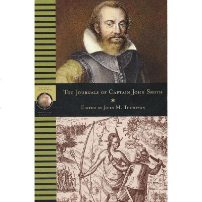 1001JOURNALSOFCAPT.JOHNSMITH(ISBN=9781426200557)英文原版