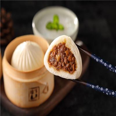 【順豐現發】冶春出品三丁包子300g揚州特產速凍包子饅頭小吃面食方便早餐速食老字號