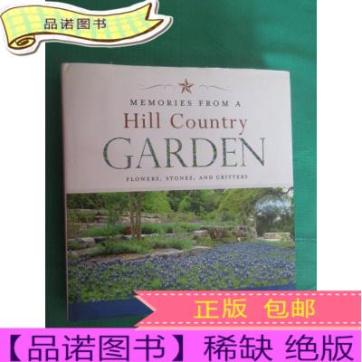 正版九成新Hill Country GARDEN 共304页 硬精装