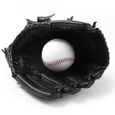 岑岑壘球棒球手套兒童少年成人捕手內野投手棒球手套送球