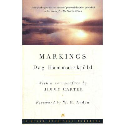 MARKINGS(ISBN=9780307277428) 英文原版