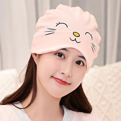 月子帽夏季薄款透氣薄款坐月子頭巾產婦產后用品孕產婦帽子春夏秋冬季