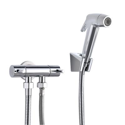 箭牌(ARROW)馬桶伴侶沖洗噴槍婦洗器噴頭套裝旗艦店衛生間手持噴頭