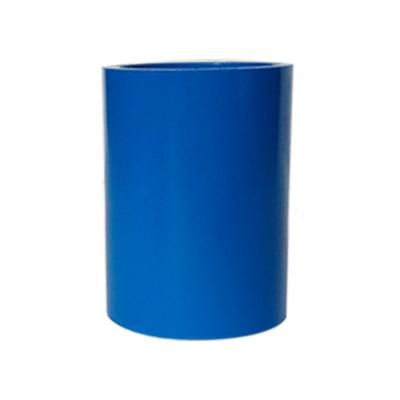 帮客材配 冰一点 中央空调专用排水接头 PVC直接(蓝色)规格:φ25 单价0.3元/个 起售数量50 350个免邮