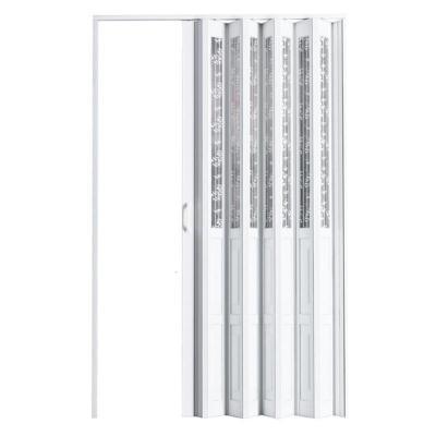 PVC折叠门室内推拉开放式厨房移门隔断阳台隐形吊轨卫生间商铺门