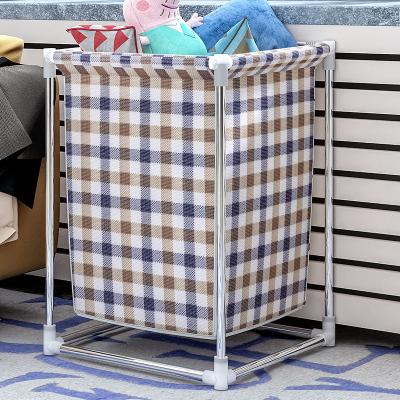 蝸家臟衣籃 折疊臟衣簍儲物桶大號臟衣服收納筐布藝家用洗衣籃