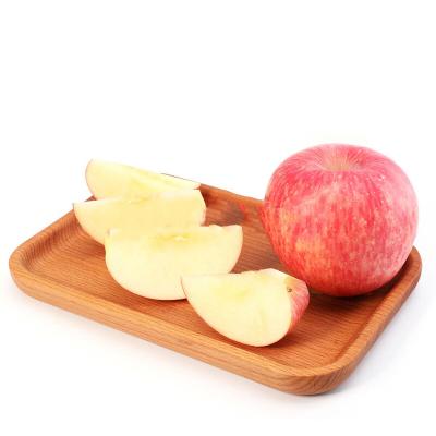純鮮嘉 紅富士蘋果 凈重約9斤 整箱約10斤 新鮮水果應季酸甜多汁 果園現摘 蘇寧生鮮