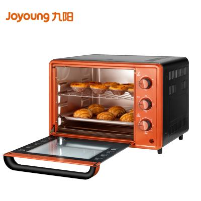 九陽(Joyoung)電烤箱 KX-30J601 32升大容量 家用全自動烘焙蛋糕 可烤整只雞 多功能烤箱