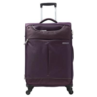 AmericanTourister брэндийн аялалын кодтой чемодан 25R нил ягаан 3