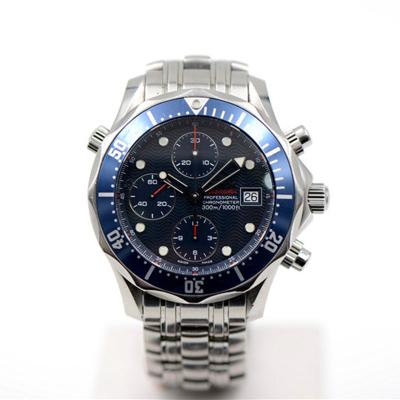 【二手95新】歐米茄OMEGA海馬系列2225.80.00男表自動機械奢侈品鐘手表腕表
