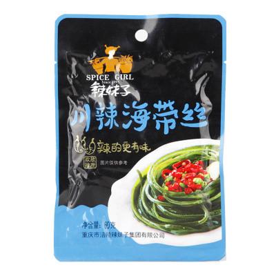 辣妹子(lameizi) 川辣海带丝60g 袋装 川辣味 榨菜 下饭菜 面条泡面好搭档 酱菜类 蔬菜类