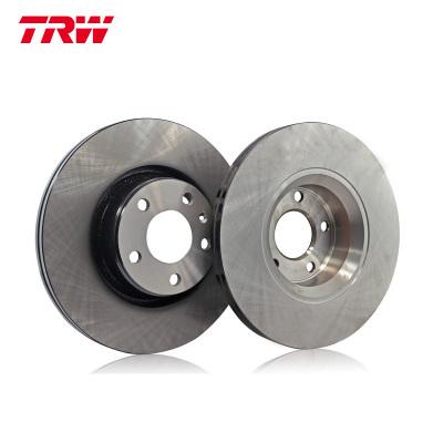 天合(TRW)前刹车盘DF4792S适用于11-16款发现者4 3.0SD/3.0T