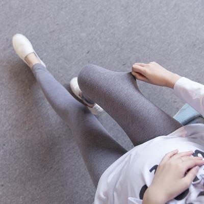 魅言魅語2020新款秋季孕婦裝孕婦打底褲托腹孕婦褲外穿修身打底褲
