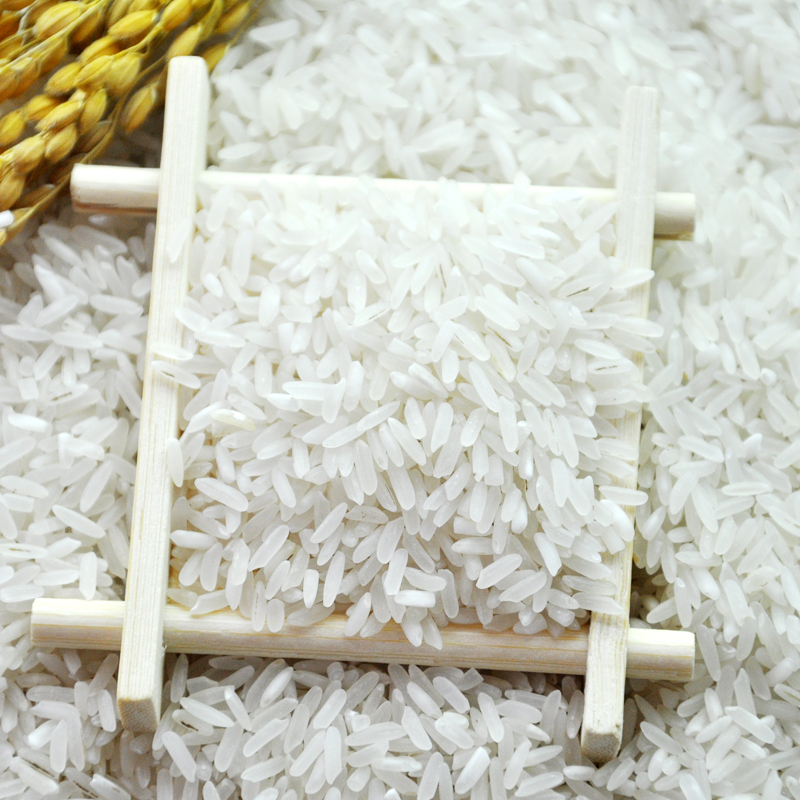 角山(JiaoShan)大米 山稻米 长粒米 籼米 软糯香甜 绿色种植 南方大米 软米 2.5kg