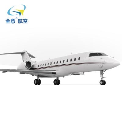 庞巴迪环球5000公务机全意航空出租销售 商务飞行 载人飞机 飞机真机 公务机租赁 飞机销售