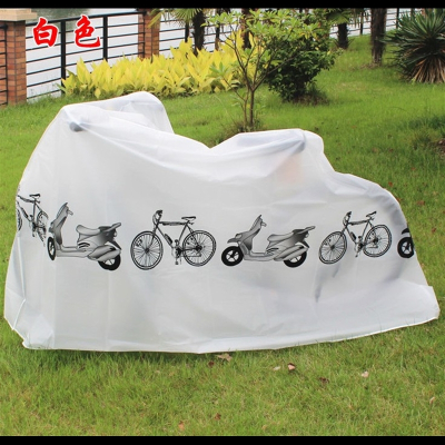 山地車防雨罩公路自行車防塵防曬罩摩托車遮陽罩電動車車罩