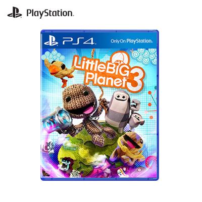 索尼(SONY)PS4 PlayStation 4游戏光盘 小小大星球3 国行游戏