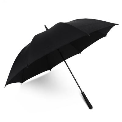 菲诺雨伞长柄伞自动伞男女商务创意晴雨伞加大双人伞黑色大伞