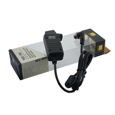 尼康(Nikon) MC-30A 单反相机快门线 0.8米 适用于尼康单反相机 数码相机