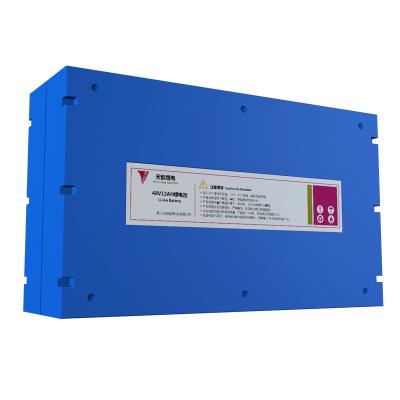 天能電動車鋰電池高端電瓶車電池T動力48v12ah