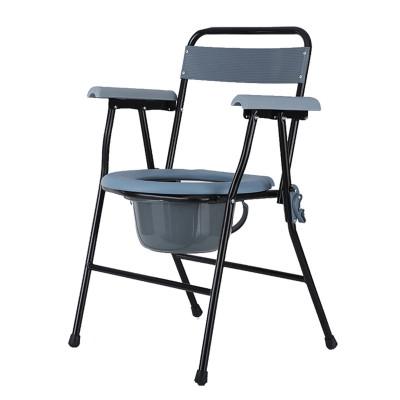 孕婦老人坐便器移動馬桶室內家用坐便椅可折疊防滑產婦簡易蹲廁