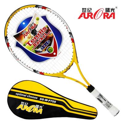 FURRA 世紀曙光 復合碳素網球拍成人兒童網球拍普通型通用 SG-W-P709#單只