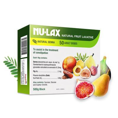 Nu-lax澳洲进口乐康膏有机果蔬膳食纤维乐康膏500g