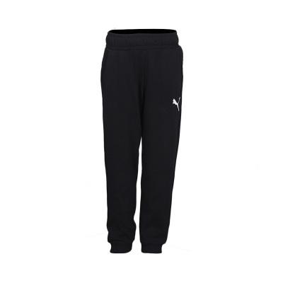 彪馬(Puma)ESS Jersey Pants B兒童針織長褲580694 01