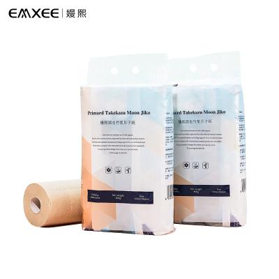 嫚熙(EMXEE)刀纸孕产妇月子纸加厚产褥期卫生纸巾产房专用大号加长卫生4卷/2提