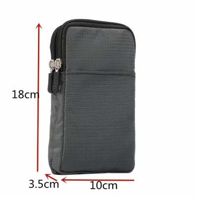 6.44/6.5/7.2寸max3手机包8max双层袋挂腰包斜挎臂包布套