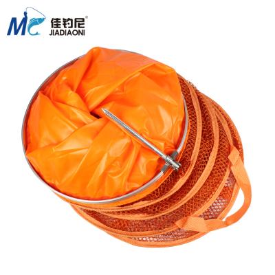 佳釣尼(JIADIAONI)3米魚護釣魚網兜加厚裝魚網袋黑坑防掛速干尼龍編織漁垂釣用品 釣魚網魚戶漁具垂釣裝備
