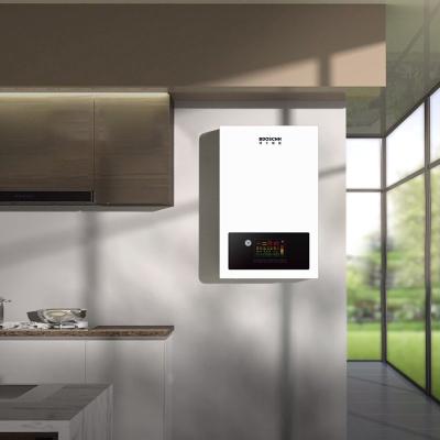 博士暖能(BOSNEN) 电采暖炉6KW三相电家用壁挂炉供地暖暖气片电锅炉内置水泵